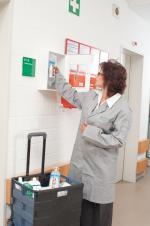 WERO Platzierungs-Service Erste Hilfe