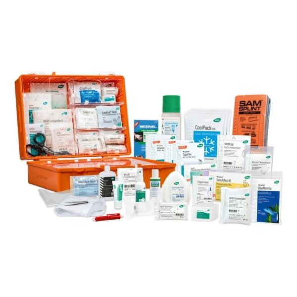 Werotop® 450 Erste Hilfe Koffer Schwimmbad / Spa DIN 13157 Bild 2