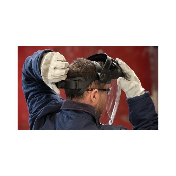 Honeywell Turboshield™ Helmhalter & Kopfhalterung