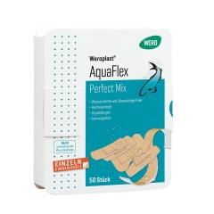 Pflasterset Weroplast® AquaFlex Perfect Mix, 50 tlg