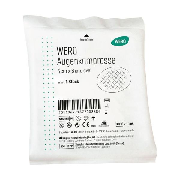 WERO Augenkompresse, steril