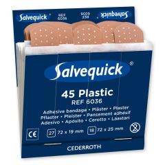 Salvequick® Pflasterstrips, wasserabweisend