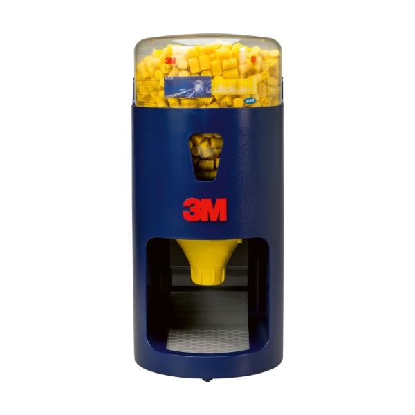 3M™ E-A-R™ Classic™ II Gehörschutzstöpsel im Gehörschutzspender