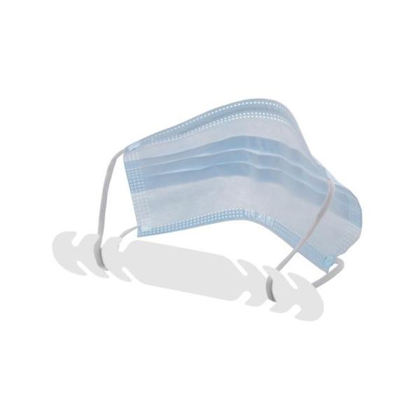 Maskenhalter/-verlängerung für Mund-Nasen-Schutz