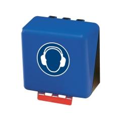 SecuBox® Aufbewahrungsbox für Kapselgehörschützer
