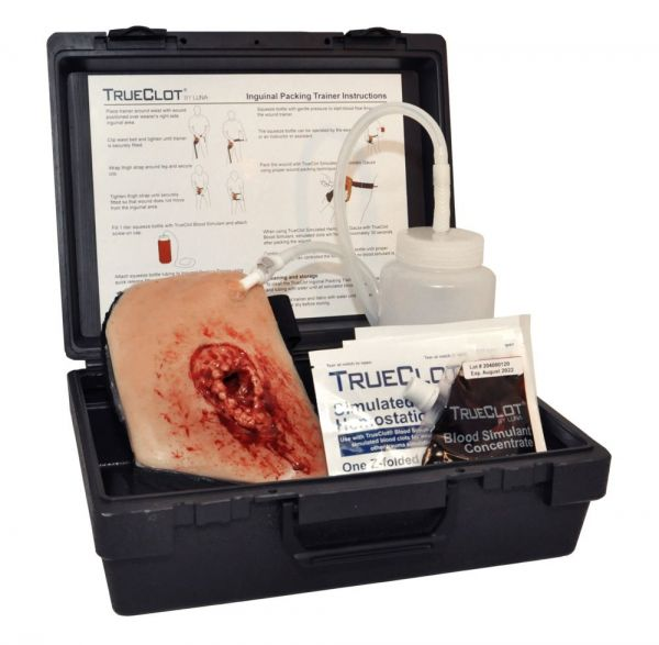 TrueClot® Leisten Wound Packing Trainer