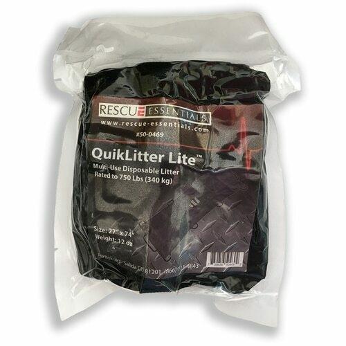 Rescue Essentials QuikLitter™ Lite