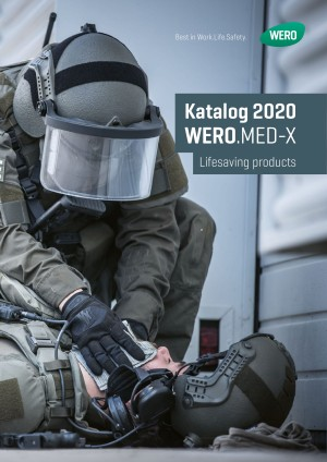 WERO.MED-X Katalog 2020