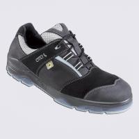 OTTER® New Basics Comfort S2, Halbschuh, grau/schwarz