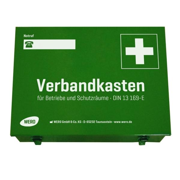 Verbandkasten DIN 13169-E