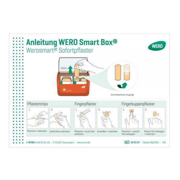 Anleitung WERO Smart Box®