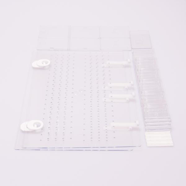 Inneneinteilungs-Varianten für WEROTOP® 450