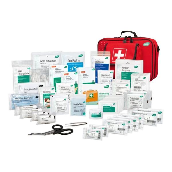 WERO Erste Hilfe Tasche DIN 13157 Allround