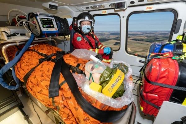 Blizzard Air Ambulance Edition Kit