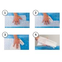 WATER-JEL® HA First Responder Handkompresse, steril Thumbnail 2