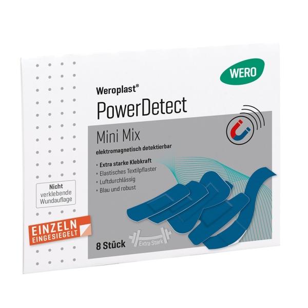 Pflasterset Weroplast® PowerDetect Mini Mix, 8 Stk