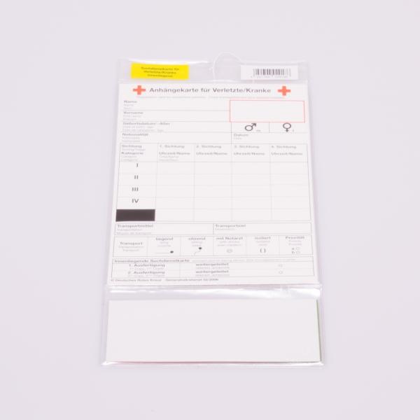 209015-0001-Anhängekarte-Verletzte-Kranke