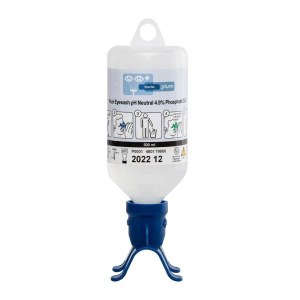 PLUM-Augenspülflasche DUO 500 ml gepuffert