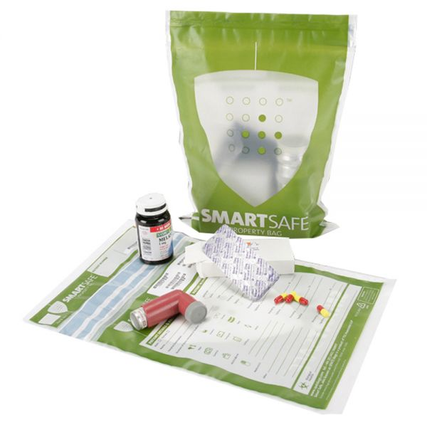 Dokumenten / Wertsachen Beutel SMARTSafe™, 25 Stk