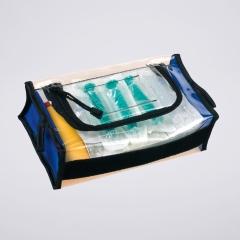 HAN-LIFE Klarsichttaschen, leer