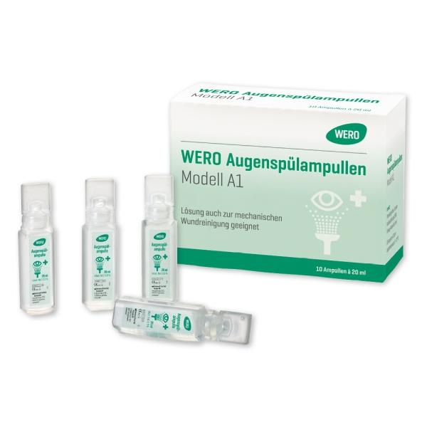 WERO Augenspülampullen Modell A1, steril