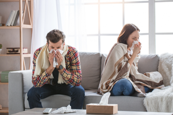 Grippewelle-Zuhause-Foto
