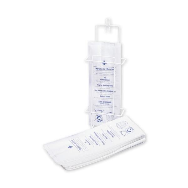 Wandhalter für Hygienebeutel