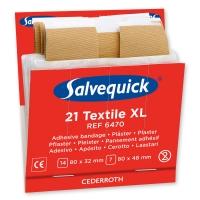 Salvequick® Pflaster-Abschnitte, elastisch