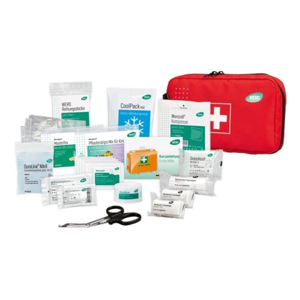 Erste Hilfe Tasche WERO MediBag