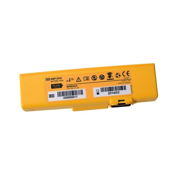 Defibtech Lifeline AED VIEW Batterie