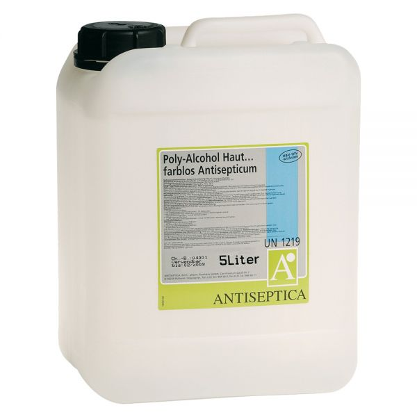 Poly-Alcohol Haut-Antisepticum