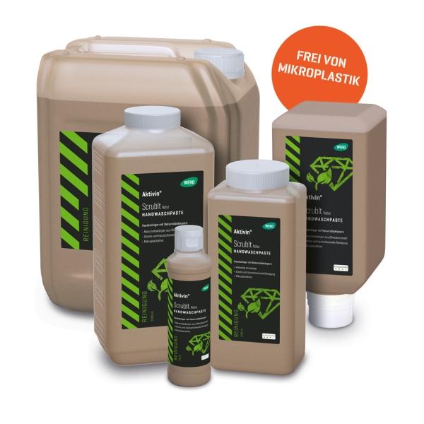 Handwaschpaste Aktivin® ScrubIt Natur