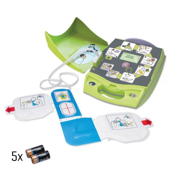 220085-0001-Defibrillator-Set-ZOLL-AED-Plus