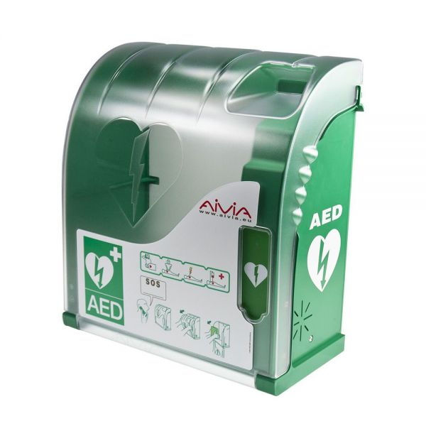 Aivia 200 AED Outdoorschrank