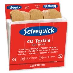 Salvequick® Pflasterstrips, elastisch