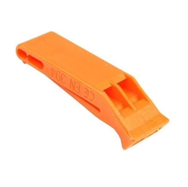 Langer® Signalpfeife nach EN 394, orange