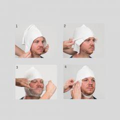 WERO MediCap Kopfschnellverband, steril