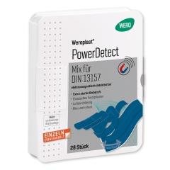 Pflasterset Weroplast® PowerDetect DIN 13157, 28 tlg
