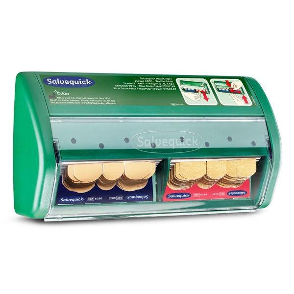 Salvequick® Sofortpflaster-Spender PRO