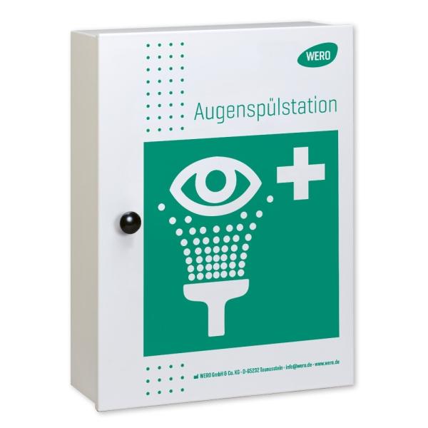 WERO Augenspülstation ProTect, leer