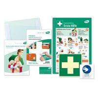 WERO Basis-Set Verbandstelle Anleitungen und Kennzeichnungen
