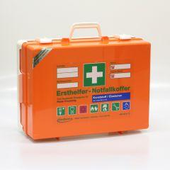 Ersthelfer-Notfallkoffer Kunststoff / Elastomertechnik