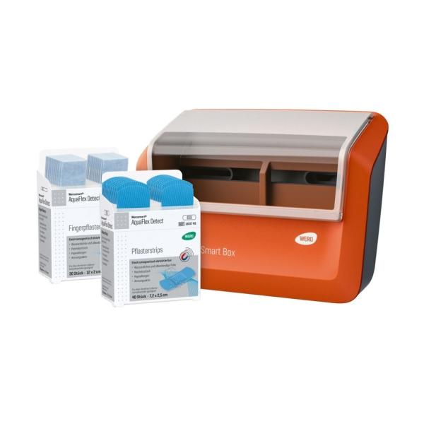 180766-01-WERO-Smart-Box-Pflasterspender-AquaFlex-Detect-Pflaster