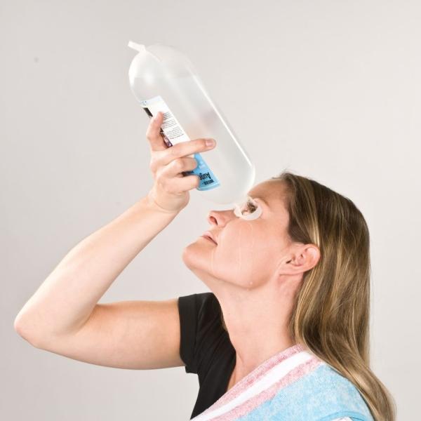 WERO Augenspülflasche Modell P 8 gepufferte Lösung, steril Bild 2