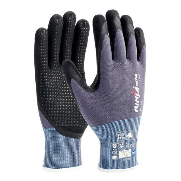 Montagehandschuh Ninja Maxim Dot, NFT®, 12 Paar