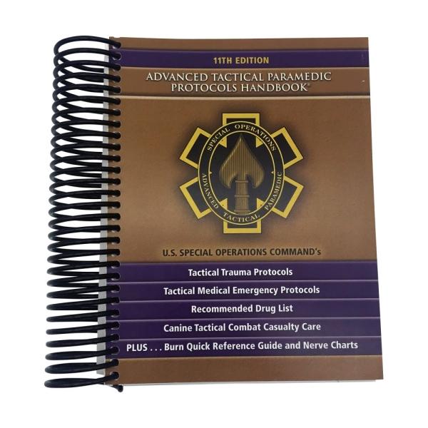 JSOM's Advanced Tactical Paramedic Protocols (ATP-P) Book 10th Edition