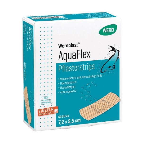 Pflasterstrips Weroplast® AquaFlex