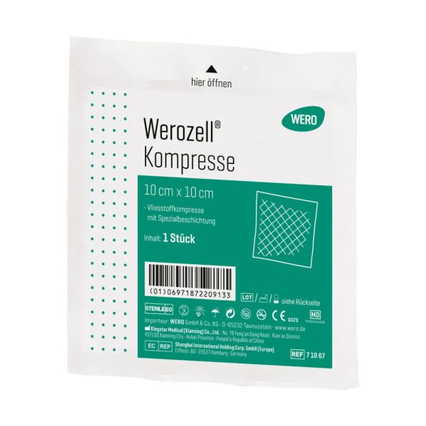 Werozell® Kompresse, steril
