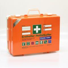 Ersthelfer-Notfallkoffer Chemie / Labor
