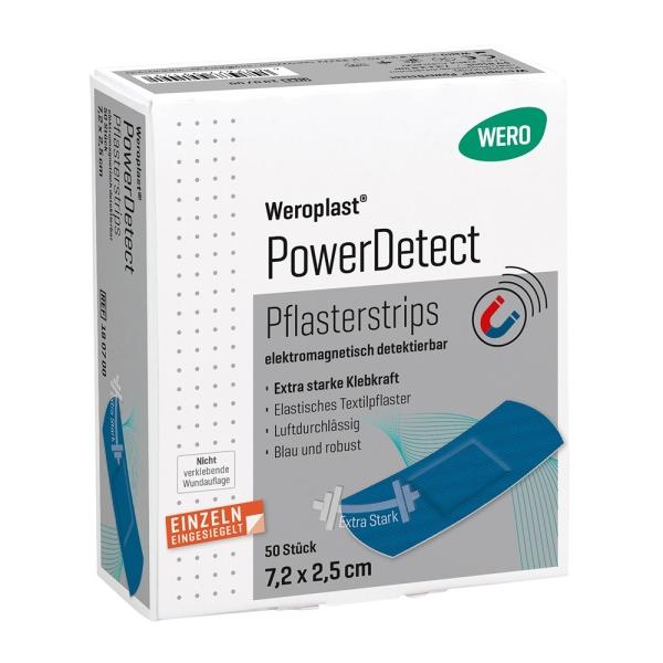 Pflasterstrips Weroplast® PowerDetect